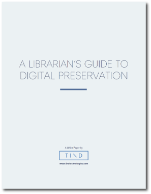 Digital Preservation White paper