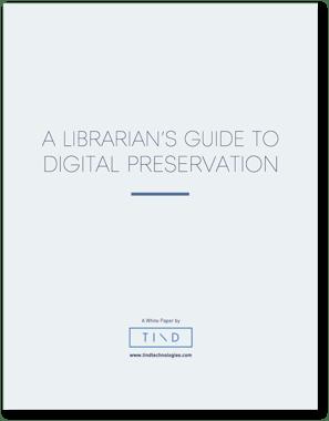 Digital Preservation White paper